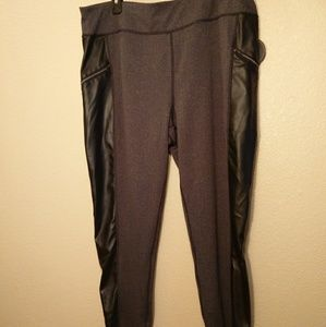 Xersion Women's Street Leggings NWT - 2X Fitted